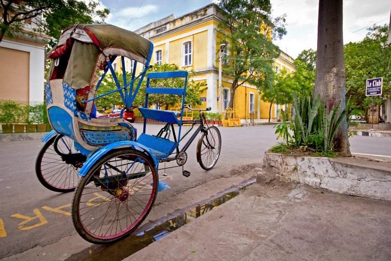 Mahabalipuram - Pondichery