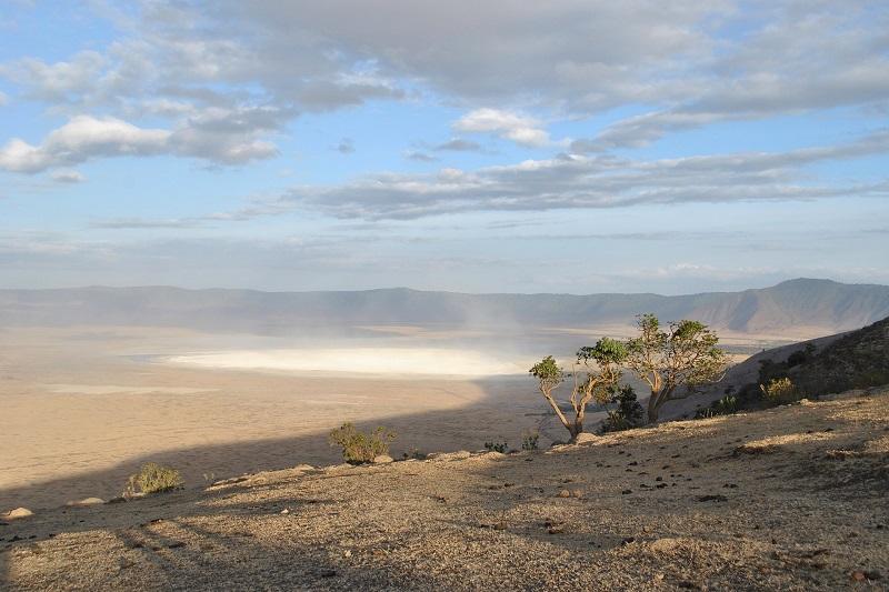 Parc national de Serengeti - Gorges Olduvai - Cratère Ngorongoro