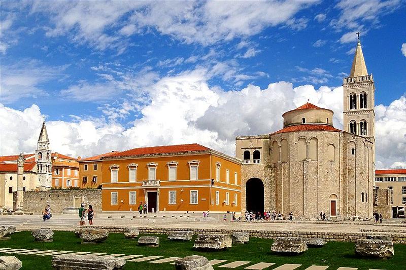 Plitvice - Zadar - Split