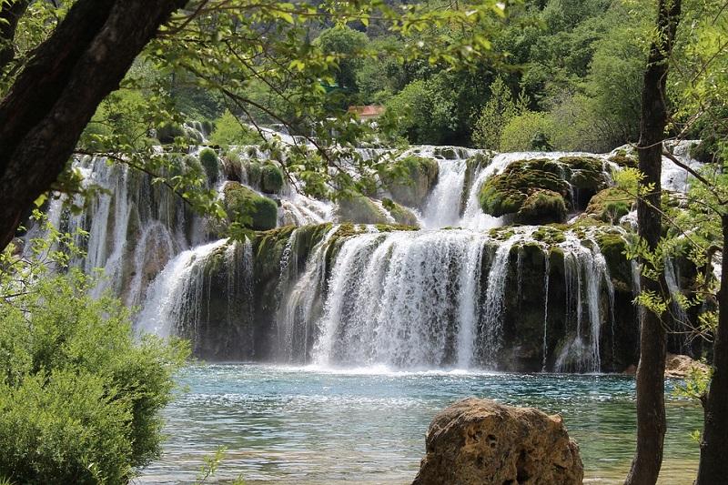 Parc national Krka - Sibenik - Trogir - Split