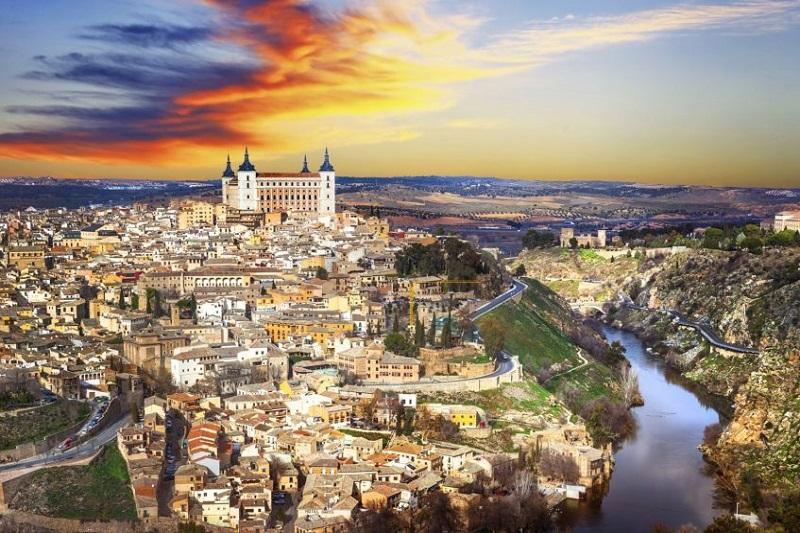 Madrid - Tolède - Madrid