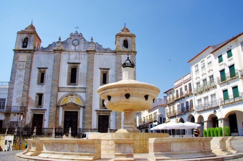 Lisbonne - Evora - Mérida
