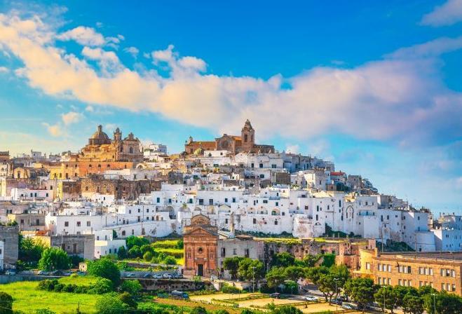 Lecce - Ostuni - Vallée d'Itria