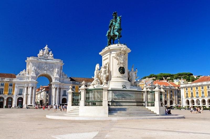 Lisbonne - Sintra - Falaises de Cabo da Roca - Cascais - Estoril - Lisbonne
