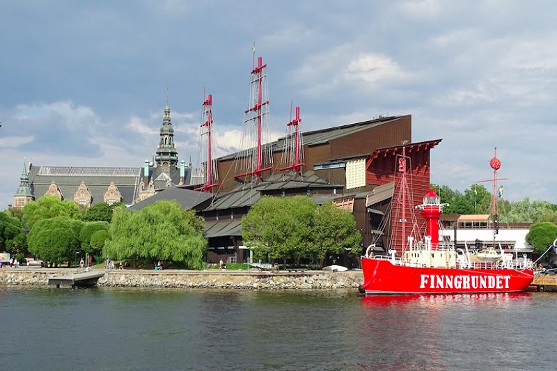 Stockholm - Croisière en mer Baltique