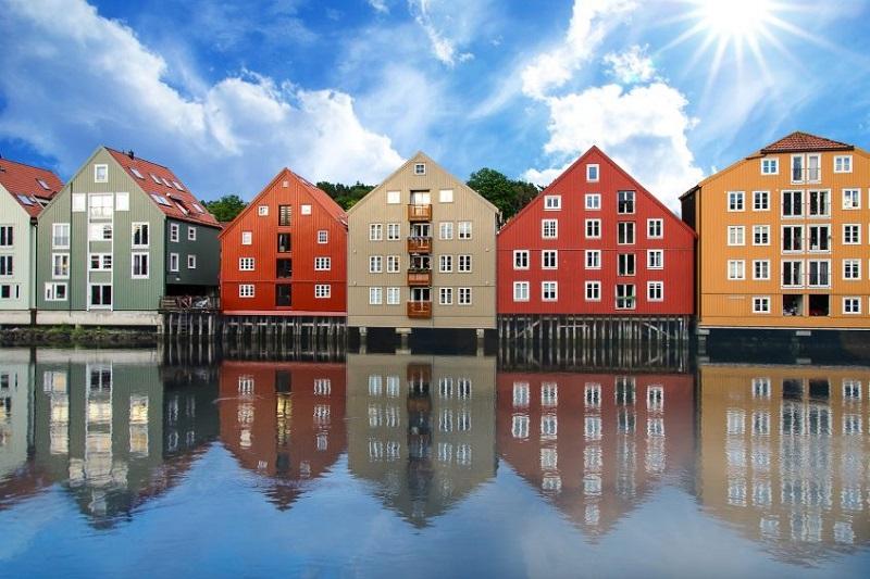 Trondheim - Grotli