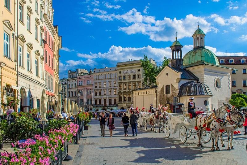Cracovie - Wadowice - Budapest